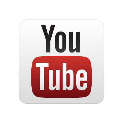 Youtube button vector